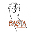 Basta International logo footer