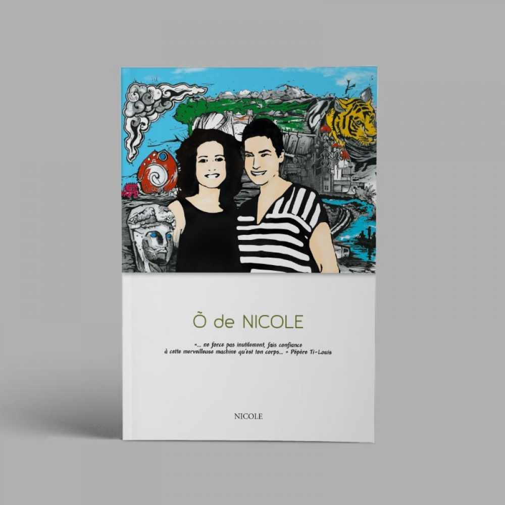 Livre Õ de Nicole - Basta International