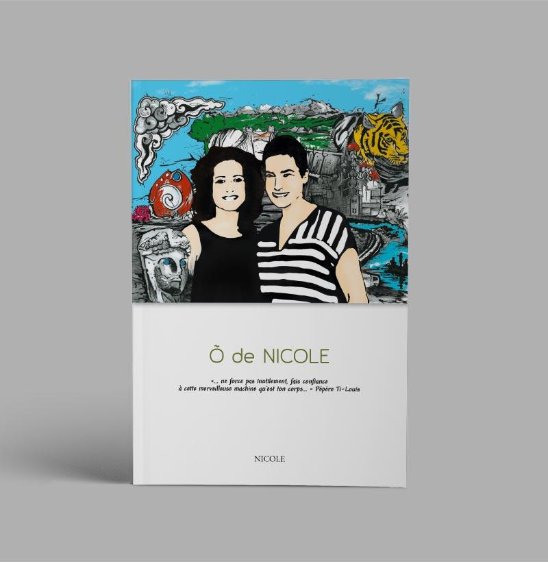Livre Õ de Nicole - Basta International