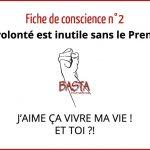 Fiche de Conscience 2 Basta International