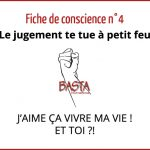 Fiche de Conscience 4 Basta International