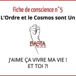 Fiche de Conscience 5 Basta International