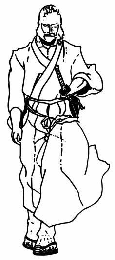 samourai-kantik