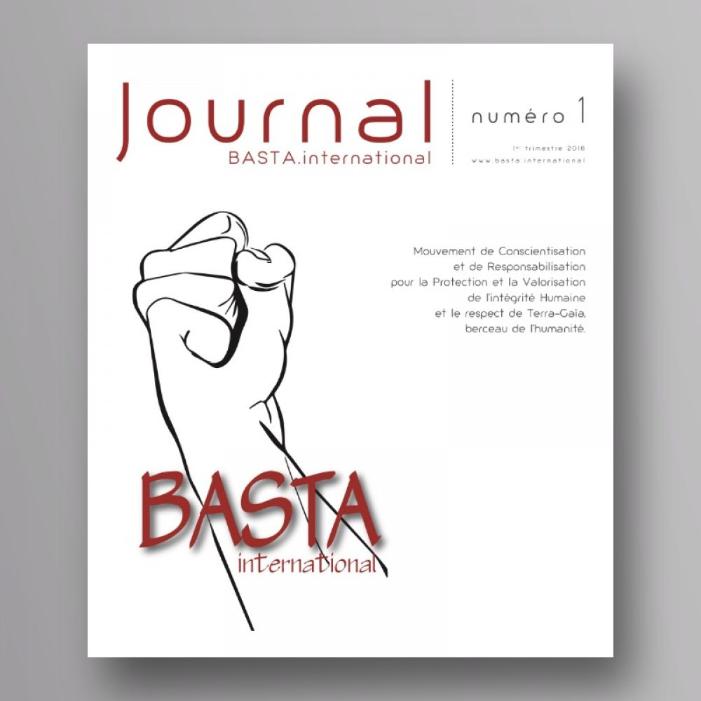 Journal BASTA international n°1