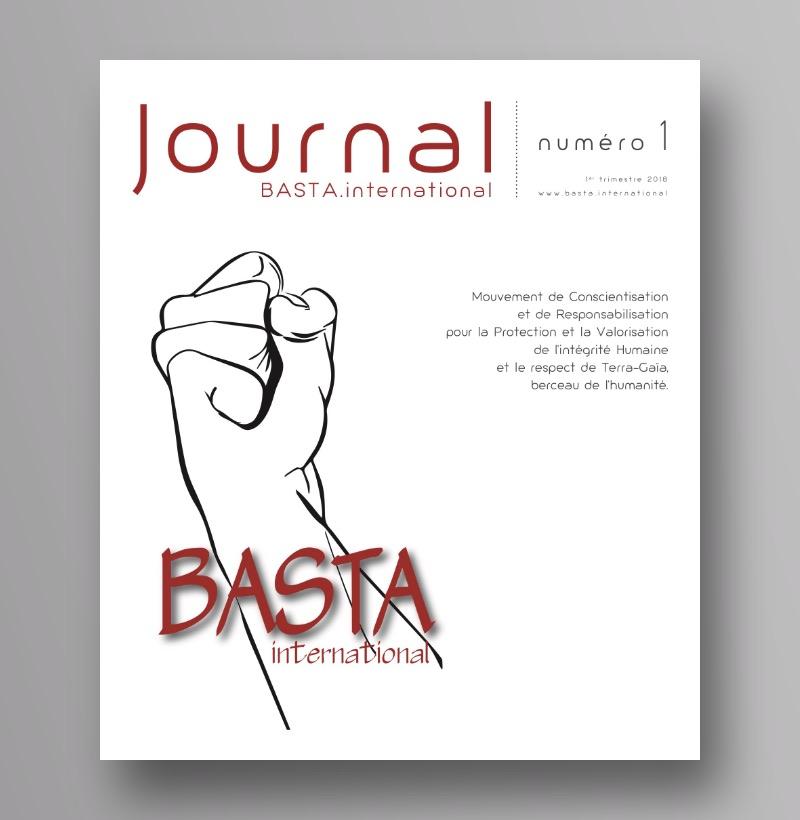 Journal BASTA international n°1