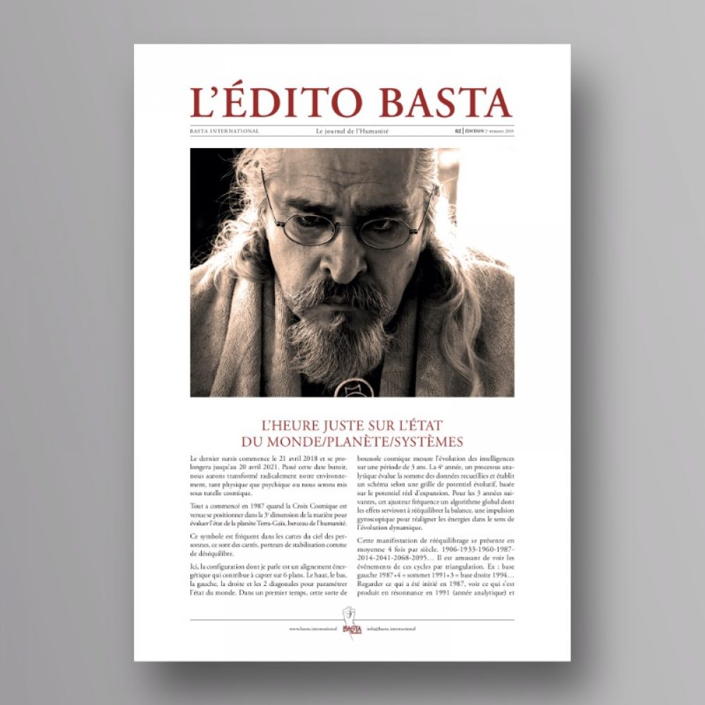 L'Edito BASTA n°2
