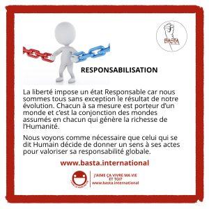 Responsabilisation Basta International