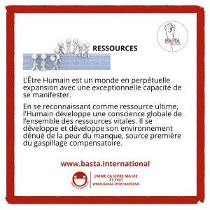 Ressources Basta International