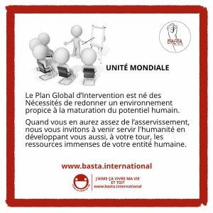 Unité Mondiale Basta International
