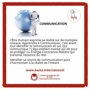 Communication Basta International