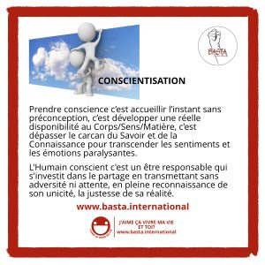 Conscientisation Basta International