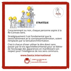 Stratégie Basta International
