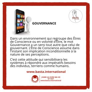 Gouvernance Basta International